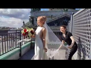 Наши веселые сборы с невестой Милой!