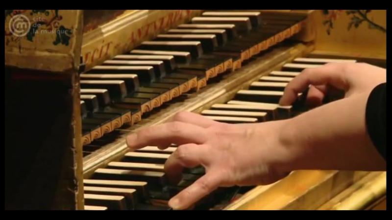 812 J. S. Bach - French Suite No 1 D minor - BWV 812 - Blandine Rannou