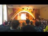 Выпускной концерт начальной шкалы