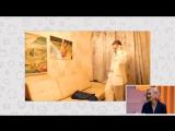 Полина Гагарина в прямом эфире Ок на связи!   серж рок  попал в историю ))))))