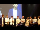 UP10TION fan engagement hitouch clips KCONNY 2017 @ KCON в Нью Йорке