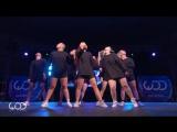 Один из самых крутых танцев за всю историю!