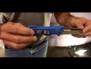 Хороший нож для учебных поединков!