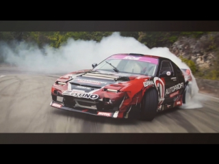 Drift Vine | Nissan 200sx Алексей 4epa Головня Autoprofi team at Sochi Touge