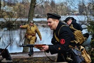 место сборов в морских пехотинцев в москве
