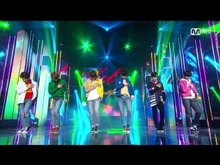 Astro - Replay (SHINee cover) @ M! Countdown 161110