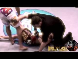 Anthony Pettis VS. Joe Lauzon | by Kramer