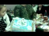 тортик на христини