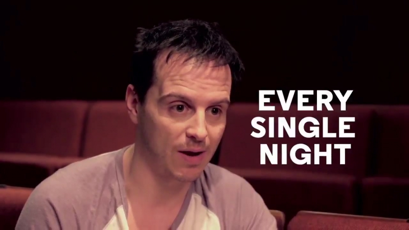 Andrew Scott: tickets under £30 for under 30s at every performance (Harold Pinter Theatre)