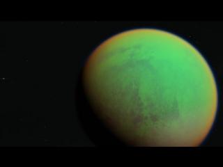 BBC Чудеса Солнечной Системы Тонкая Голубая Линия (2010) HD