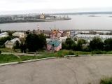Прогулка по Набережной Федоровского г Нижний Новгород