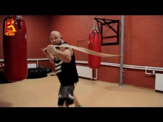 Упражнение на скорость ударов руками