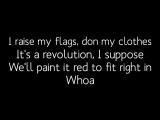 Imagine Dragons - Radioactive (Lyrics On Screen,HD)