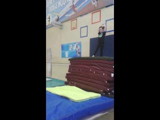 Наша гимнастка - Вероника