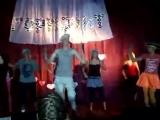 Учитель танцев - Игра с залом в лагере Горизонт,mp4