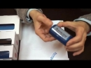Джобен печат MODICO Pocket 3/4 – Modico Bulgaria – Видео представяне на фирмен печат