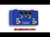 Plug in and Play with the Subdecay Proteus Sample Hold Filter