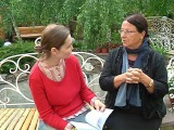 Курск впервые посетила внучатая племянница епископа Иоасафа Жевахова