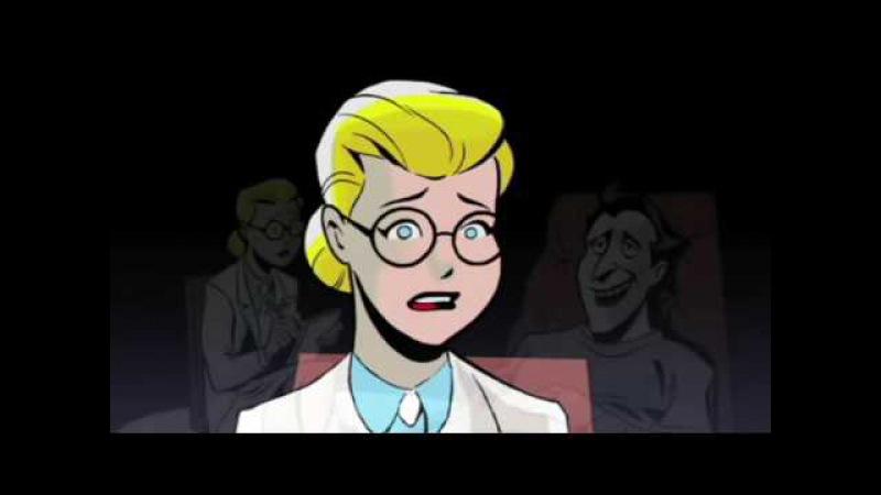 Бэтмен. Безумная любовь. Эпизод 3. Психотерапия.