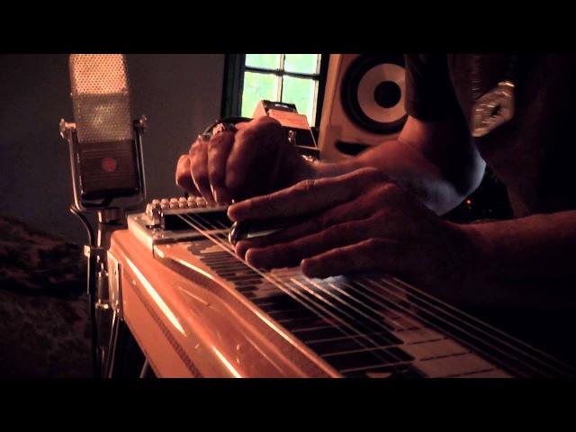 SATIE - ROCCO DELUCA DANIEL LANOIS [Official Video]