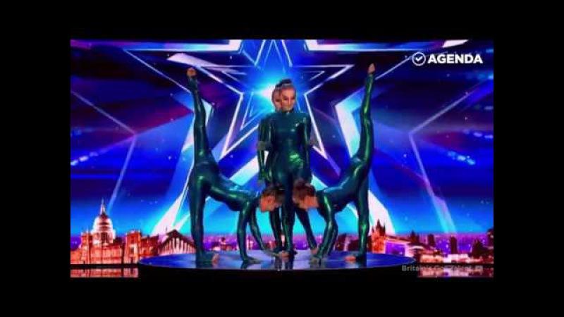 Выступление буряток на Британском Шоу Талантов » Freewka.com - Смотреть онлайн в хорощем качестве