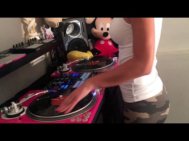 DJ Lady Style - Azonto/Soca mix 09/2016