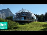 Glass Dome Eco House In The Arctic Circle MAKING MAD