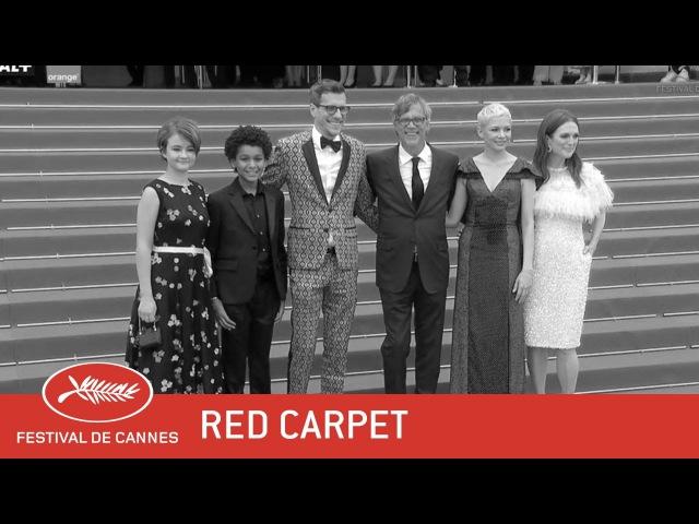 WONDERSTRUCK - Red carpet - EV - Cannes 2017