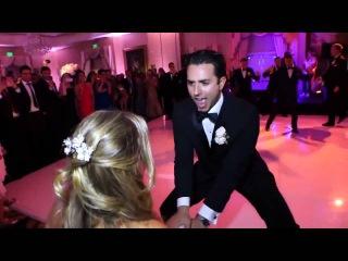 УАУ!!! Крутой танец жениха и друзей на свадьбе! Ведущая праздников Светлана Измаил