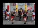 «Hipster Dance» Красный Сулин на молодёжной вечеринки BlackWhite