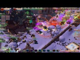 Albion Online ZERG PoliceFAME ALLY VS OOPS ALLY ZVZ OVER 100ppl