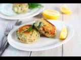Рыбные котлетки. Для себя любимой, для диеты. Быстро и вкусно! Сделай рыбные котлеты вместе с нами.