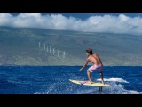 Kai Lennys Downwind Voyage through the Hawaiian Islands for Environmental Change