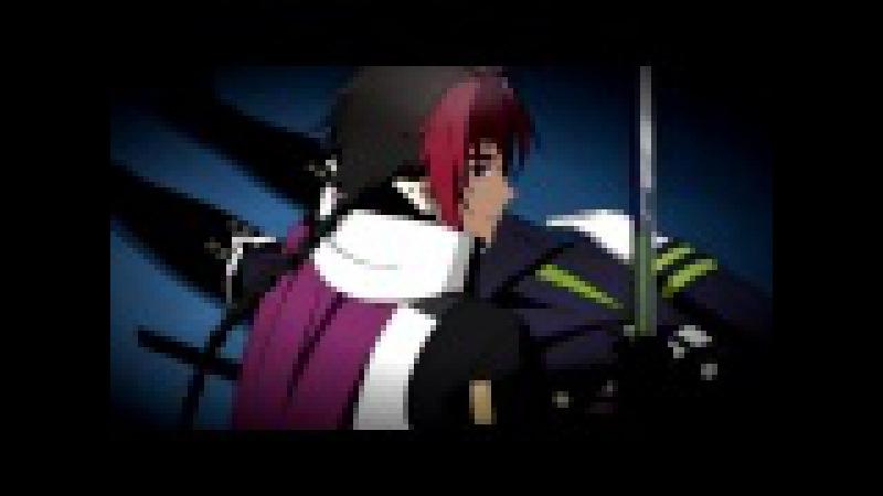 Клип из аниме - Последний Серафим| Кроули Юсфорд