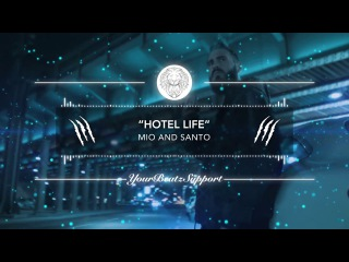 Shindy Type Beat - HOTEL LIFE - Soft Ambient Trap Instrumental (by Mio)