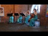 Yann Tiersen - La Valse D'Amelie CANTANDO String quartet