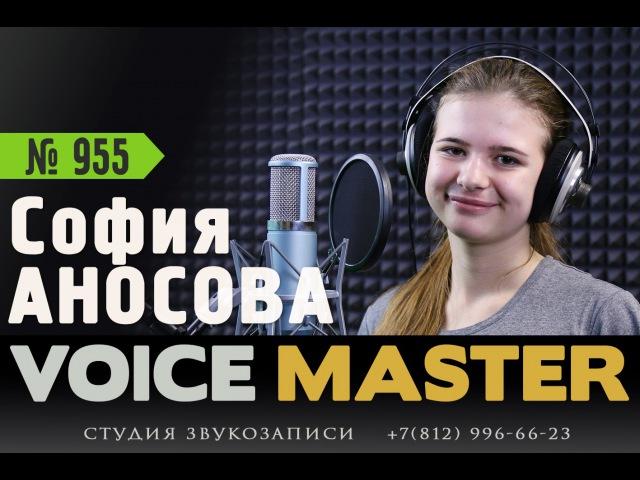 София Аносова - Skyfall (Adele cover)