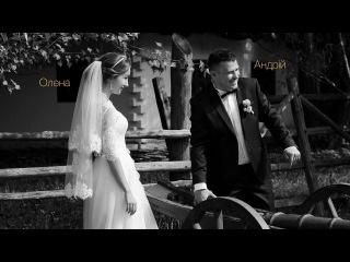 Весілля Андрія та Олени