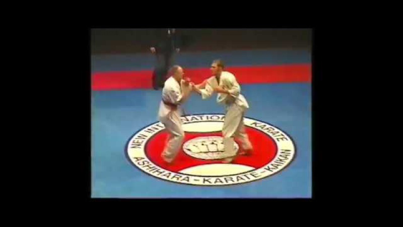 World Championship Ashihara Karate 2002 DENMARK Viborg Чемпионат Мира Ашихара Карате Дания, Виборг