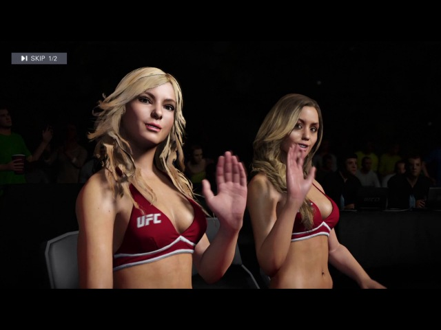 EA SPORTS™ UFC® 2 RFC 17 FLYWEIGHT