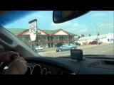 Небольшой городок Nipawin на северо-востоке Саскачевана. Канада.
