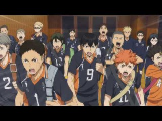 We Won't ST0O0O0OOP AMV || Haikyuu!! Season 3