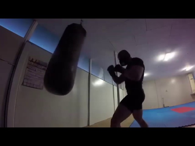 MMA Training Motivation - Venum - 2016