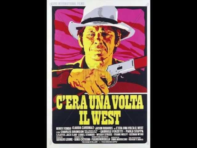 Ennio Morricone - 8. - Addio a Cheyenne - C'era una volta il west - Once upon a time in the West