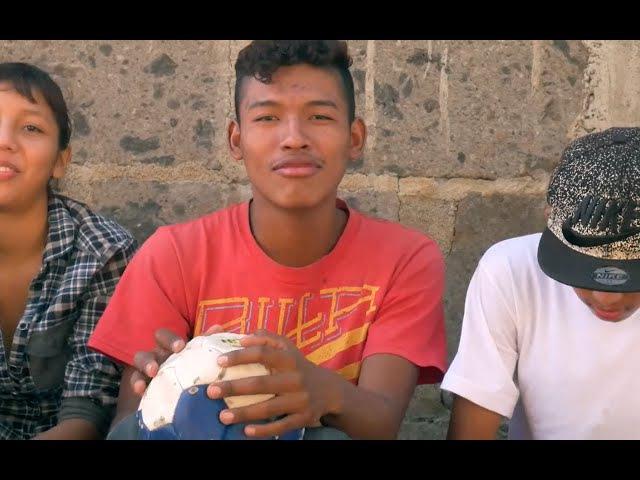 Rimas para Vivir: Rap contra la pobreza - Managua, Nicaragua