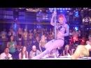Porno star Christy Mack dance in the club Christy Mack выступает в клубе