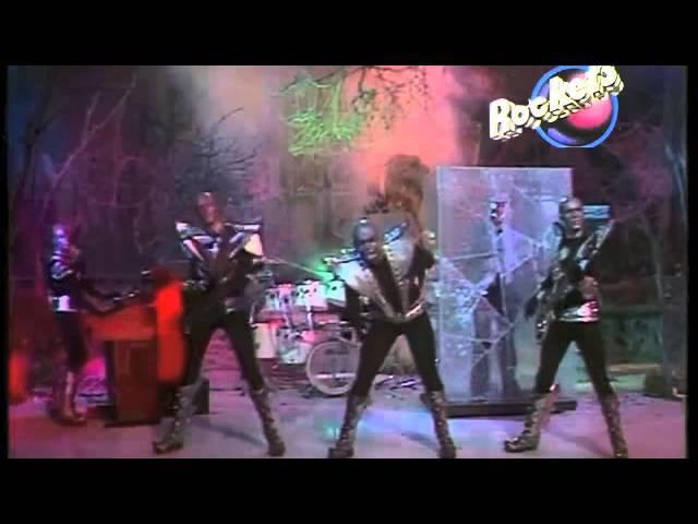 Rockets - Electric Delight - 1979 Rare Video