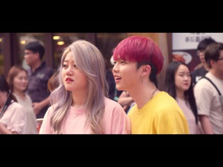 ANDME - I'm not alone(feat.BNa,D-9INE,MTP,소연) MV