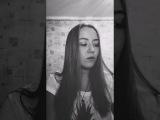 ЭНДШПИЛЬ - МАЛИНОВЫЙ РАССВЕТ Miyagi и Эндшпиль cover Анна Барабошина