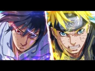 Naruto「AMV」– Black And Blue - Naruto vs. Sasuke / FINAL FIGHT